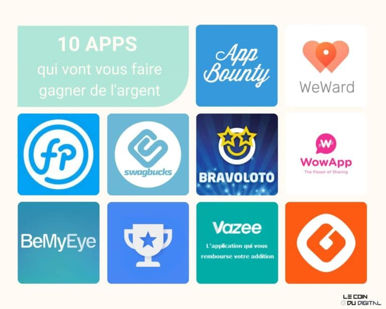 apps rémunération